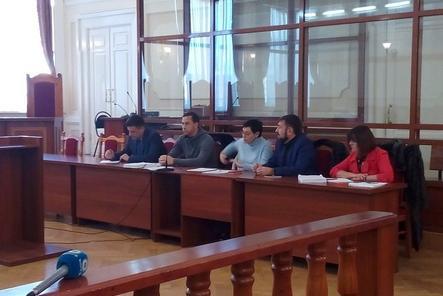Суд начал рассмотрение дела депутата ОЗС Александра Бочкарева