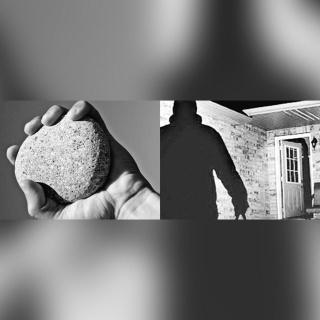 Пьяный житель Починковского района угрожал полицейскому камнем - фото 1