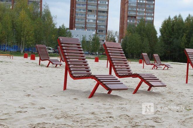 Пляж, качели, два фонтана: как преобразился Канавинский район - фото 92
