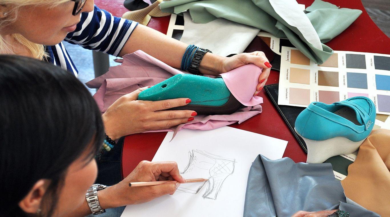 Обувной дизайнер